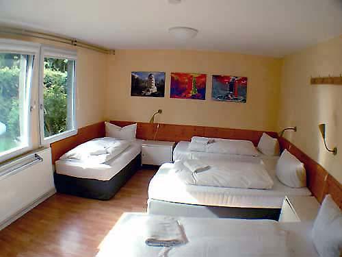 4 Bett Gästezimmer