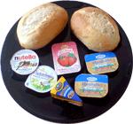 Hostel Frühstück 3 Euro