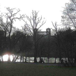 Das Belvedere auf dem Klausberg
