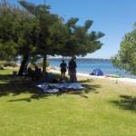 Stadtmöblierung in Fremantle - Perth