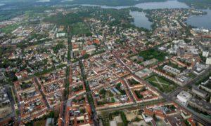 Luftbild Potsdam Innenstadt