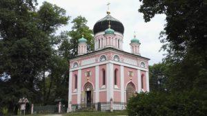 Russische Basilika - Kolonie Alexandrowka