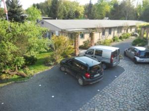 Ansicht Quartier Potsdam Hostel
