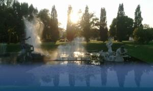 Neptunbrunnen im Potsdamer Lustgarten