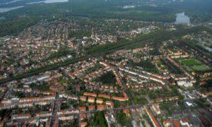 Luftbild Potsdam Babelsberg