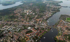 Luftbild Potsdam Werder Stadt