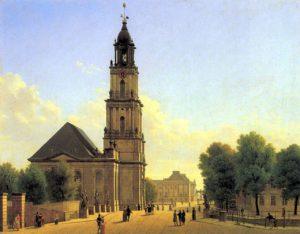 Carl Hasenpflug GarnisonkirchePotsdam 1827