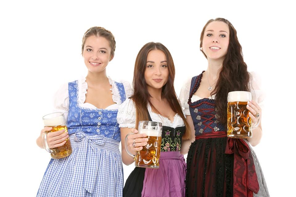 Oktoberfeste in Deutschland - die Subkultur verdrängt das Erntefest