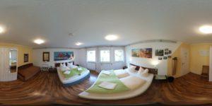Quartier Potsdam Hostel - Kategorie Family