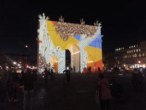 Das Brandenburger Tor in Potsdam