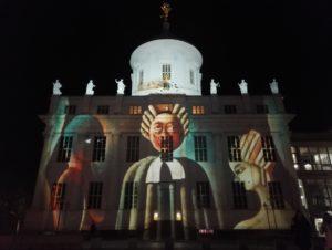 Altes Rathaus in Potsdam